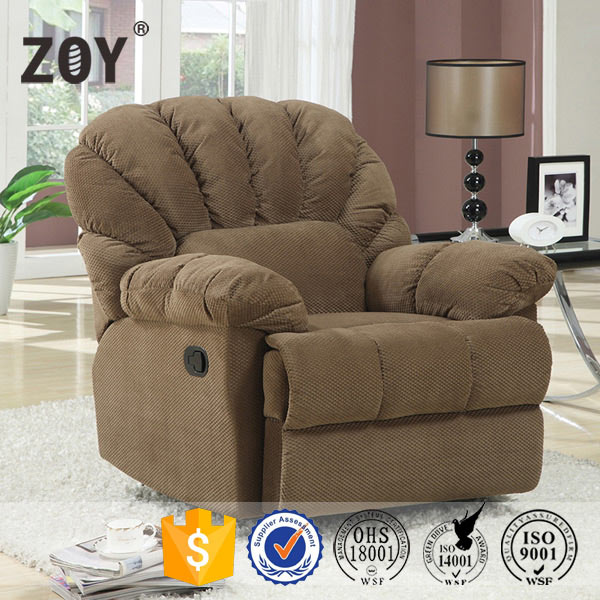 Modern American Style Swivel Rocker Recliner Sofa For Living Room zoy-92560-51