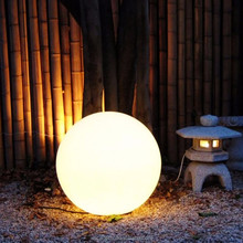 Led Round 40cm Led Ball Light Outdoor And Led Furniture