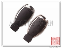 Remote Cover with Battery Board For Mercedes 3 Button Car Key [ AS002008 ]