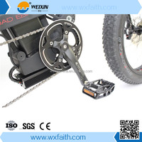 48v 750w Front and Rear Suspension Fork Fast Electric Motorcycle
