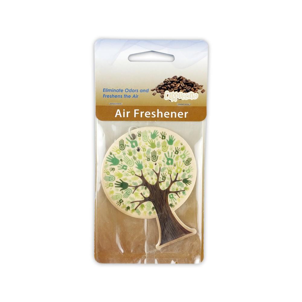 Customized light pattern hanging car paper air freshener buy make hanging paper car air