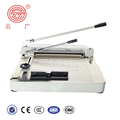 China Factory Office Heavy Duty A4 Manual Paper Cutting Machine