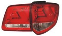 High Quality led light tail for TOYOTA FORTUNER 2012-2014