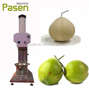 green tender coconut trimming machine price