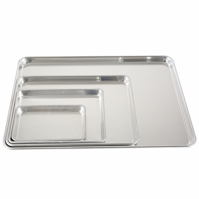 USA Market Custom Embossed full size cookie baking sheet muffin pan with CE certificate