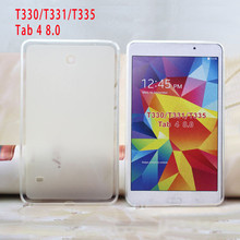 Wholesale cell phone accessory tpu case for samsung galaxy tab 4 t330