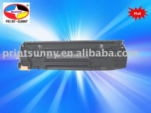 laser toner compatible for HP436A,36A,for HP Laserjet 1505