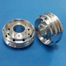 Custom Aluminum 5 Axis CNC Milling Parts With Clear Anodizing Finish,OEM For medical parts