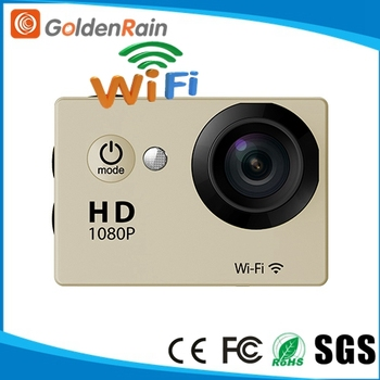 SDV-9D 2.0'' Inch screen Waterproof action cam 1080 wifi
