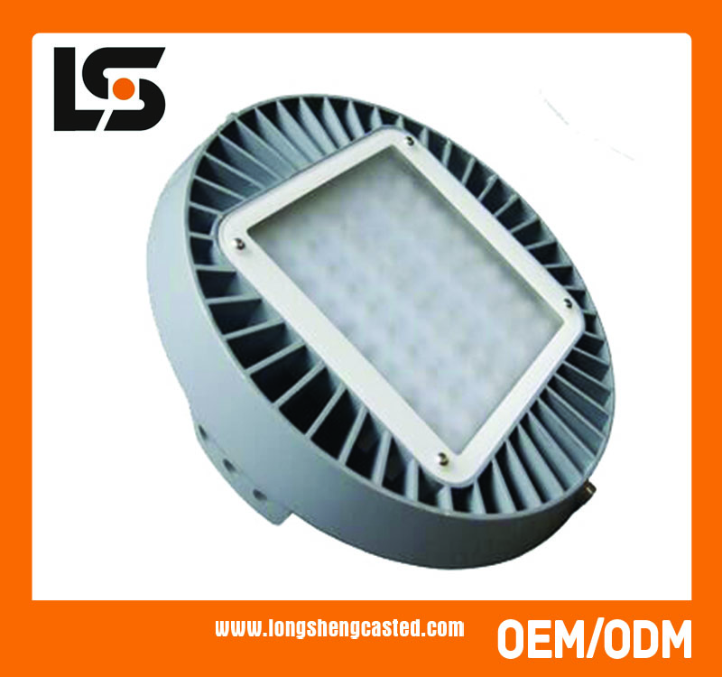 IP66 Aluminum Die casting Parts light street Led housing