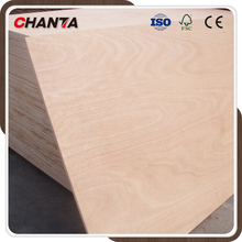 2 Times Hot Press Treated Okoume Plywood With Good Price