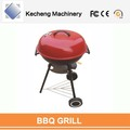 With wheels and covers Functinal Round bbq grill