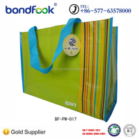 Wholesale OEM brand pp non woven promotional bag with lamination