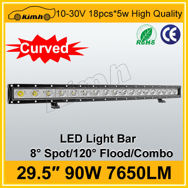 China Supplier Auto Part LED Light Bar For Snowmobile