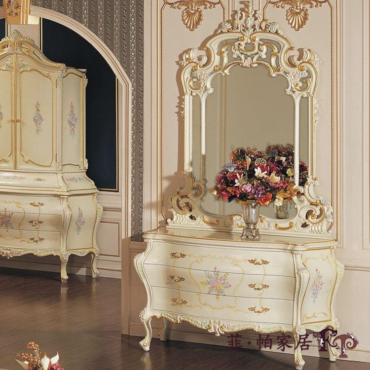 Estilo rococ lujo cl sico muebles hogar muebles hogar for Muebles estilo l