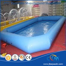 PVC portable inflatable adult swimming pool