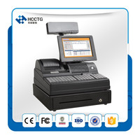 10.1' TFT High Quality Windows Touch Screen Pos Terminal HZE3000A