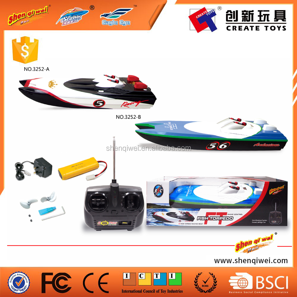 shen qi wei brand radio controlled toys rc ship for sale