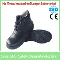 SF6951 mens high ankle stylish cheap safety shoes with steel toe