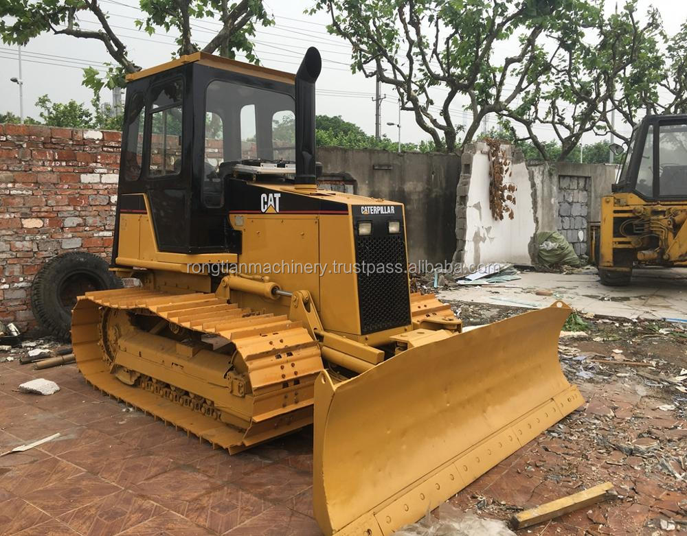 Good quality used caterpillar bulldozer D4C for sale/ cat dozer with low price