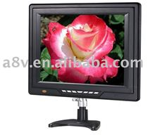 TFT LCD portable tv 12 inch (card reader)