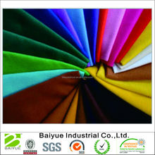 High quality colorful craft polyester non woven felt/color fabric