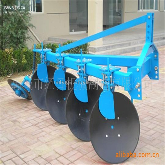 Farm Tractor Disc Plow Agricultural Implement Disk Plough
