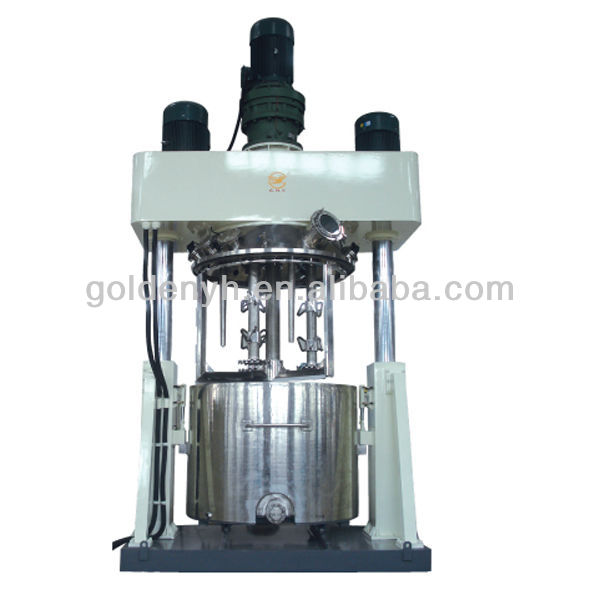 TOP 1 QLF-600L Silicone Sealant Dispersing Power Mixer paint mixing machine