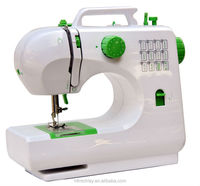 FHSM-506, 12 stitch patterns power tailor household sewing machine with sew sleeves