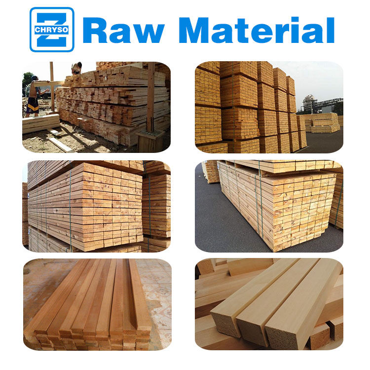 China factory low price double head wooden pallets notcher for sale