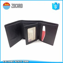 Wholesale! customized design ID card shiled rfid blocking protector cases wallet