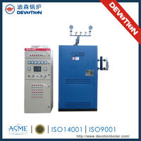 High Performance Small Electric Steam Generator