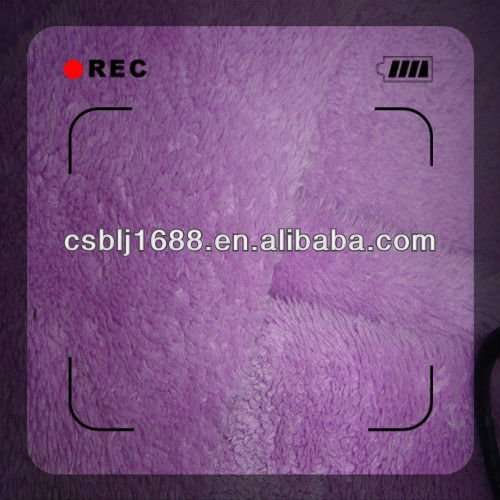 Wholesale Microfiber Coral Fleece Fabric in Roll for multi-functions