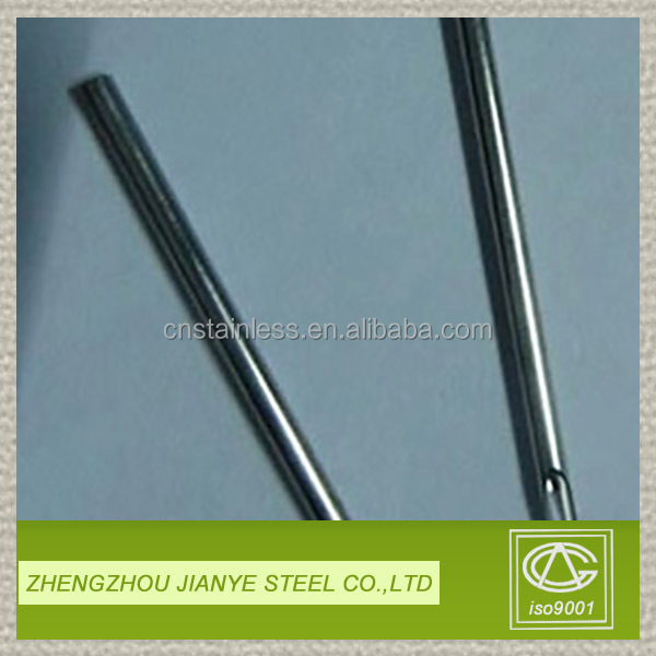 high quality high precision 316LVM surgical use stainless steel tube