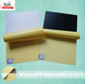 hot melt self adhesive pvc sheet for photo album pvc laminate