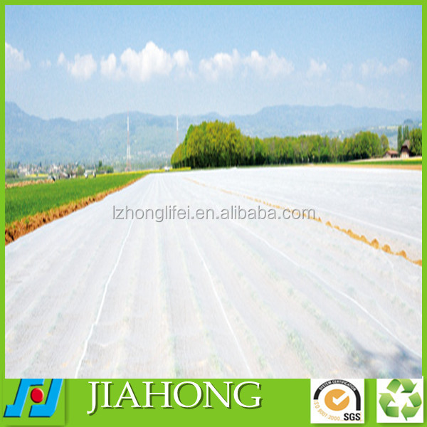 Spunbonded polypropylene non-woven agriculture clothing