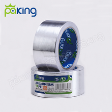 reinforced aluminium foil adhesive tape on exhaust china supplier