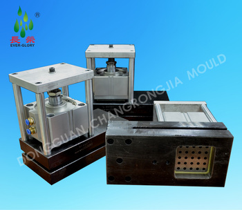 Pneumatic Multi Hole Punch for Plastic Packaging Bag