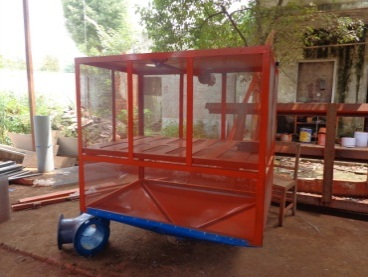 Painting (EPS Energy Saving Board Machinery)