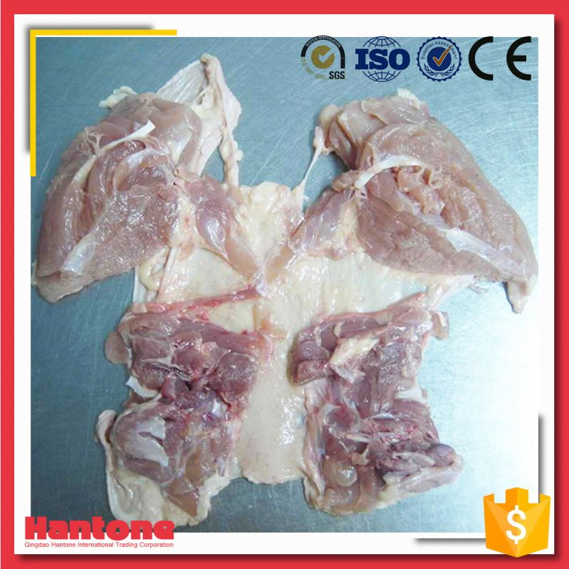 FDA Nutritious Boneless Skin-On Frozen Whole Chicken
