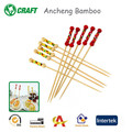 china supplier decorative small skewers sticks for party use
