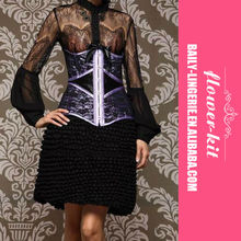 Wholesale popular style sell well gothic lingerie