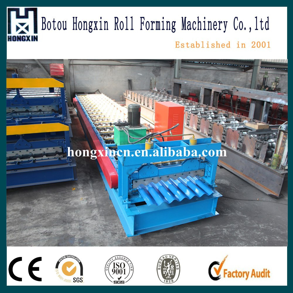 Corrugated Iron Sheet Making Machine Roll Forming Seller