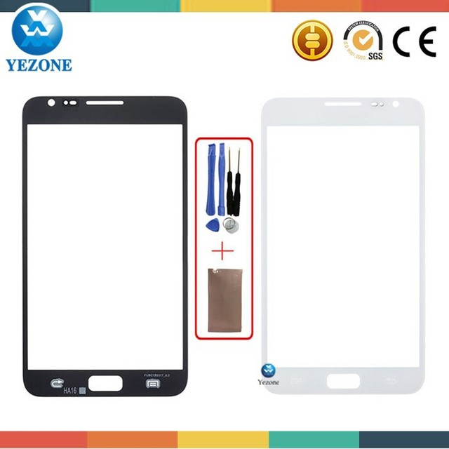 Manufacturer for Samsung Galaxy Note 1 N7000 i9220 Front Glass for Samsung Outer Glass Replacement for Samsung Spare Parts