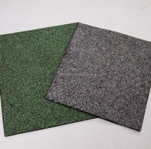 Durable Sand / Mineral Top Cover Modified Bitumen Waterproof Felt