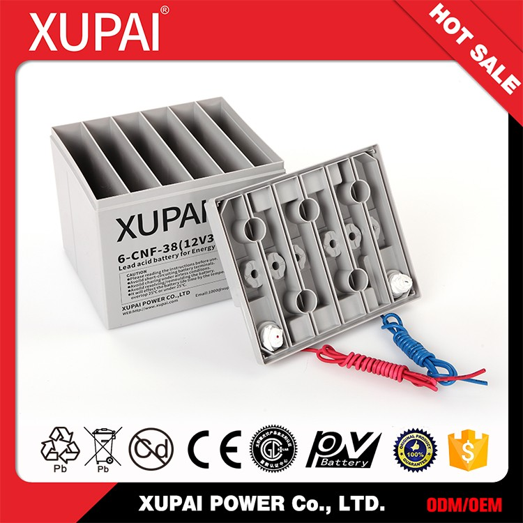 Experienced Factory storage battery 12v 7ah