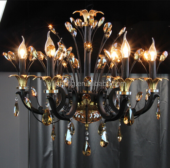 NEW design Crystal chandelier light bedroom lamp candle lamp pendant lighting