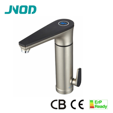 China new design digital display instant electric hot cold water taps basin electric faucet