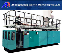 lubricant oil bottles plastic extrusion machinery/machine for plastic products making