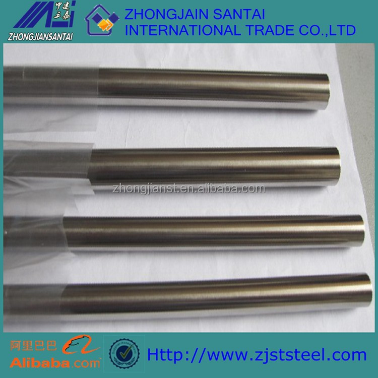 Nickel alloy UNS N08800 Incoloy 800 stainless steel welded pipe